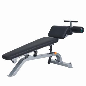 欧冠-可调式腹肌训练椅